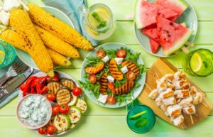 Summer foods that are easy to eat with dental implants in Bustleton